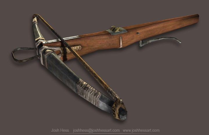 Han Dynasty Crossbow